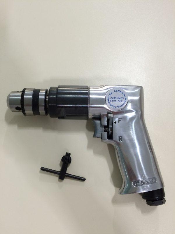 Furadeira pneumática tipo pistola 3-8
